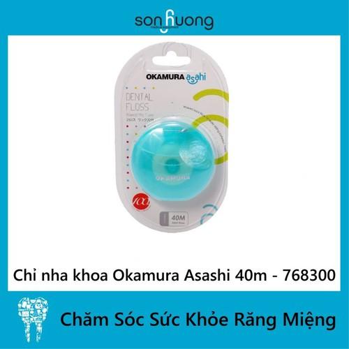 Chỉ nha khoa okamura asashi 40m - 768300