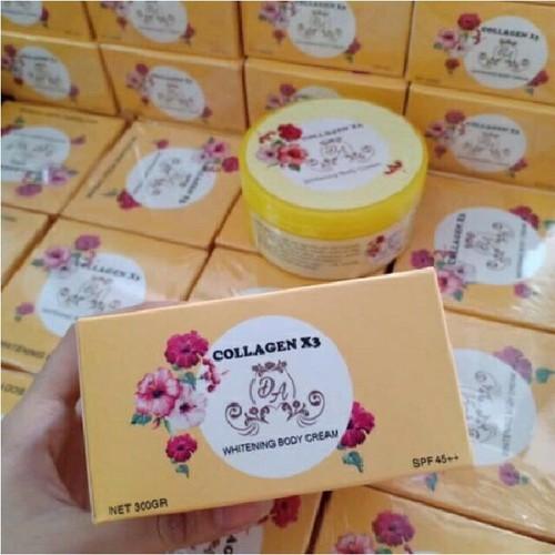 Kem body trắng da collagen x3 chính hãng - 12403839 , 20188492 , 15_20188492 , 105000 , Kem-body-trang-da-collagen-x3-chinh-hang-15_20188492 , sendo.vn , Kem body trắng da collagen x3 chính hãng