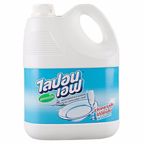 Nước rửa chén bát lipon - 3600ml - không mùi - 12404853 , 20190149 , 15_20190149 , 125000 , Nuoc-rua-chen-bat-lipon-3600ml-khong-mui-15_20190149 , sendo.vn , Nước rửa chén bát lipon - 3600ml - không mùi