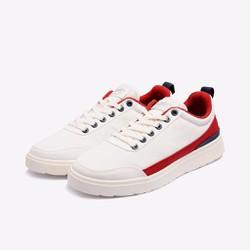 Giày Thể Thao Nam Bitis Hunter Street Double Stripes DSMH01300DOO Đỏ - DSMH01300DOO