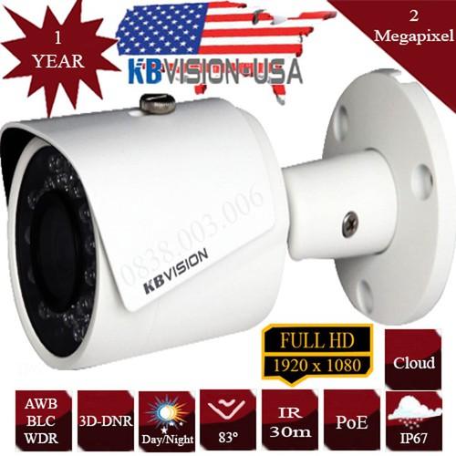 Camera ip full hd kbvision kx-2001n3
