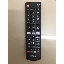 Điều khiển tivi LG chính hãng