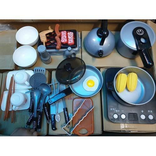 Bộ nấu ăn, dụng cụ nấu ăn đủ món, bộ đồ chơi hút hồn bé gái - 12578661 , 20407871 , 15_20407871 , 398000 , Bo-nau-an-dung-cu-nau-an-du-mon-bo-do-choi-hut-hon-be-gai-15_20407871 , sendo.vn , Bộ nấu ăn, dụng cụ nấu ăn đủ món, bộ đồ chơi hút hồn bé gái