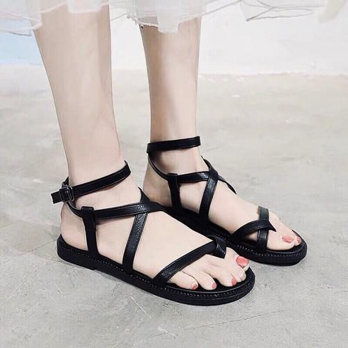 Giày dép sandal nữ đế bệt - 11194860 , 20184107 , 15_20184107 , 118000 , Giay-dep-sandal-nu-de-bet-15_20184107 , sendo.vn , Giày dép sandal nữ đế bệt