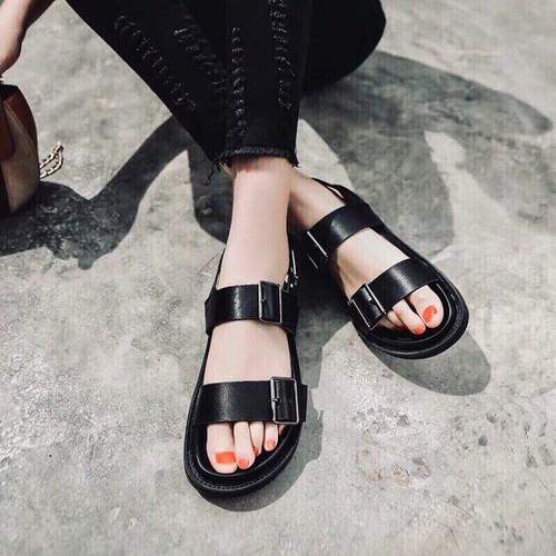 Giày dép sandal nữ đế bệt - 12400642 , 20184271 , 15_20184271 , 118000 , Giay-dep-sandal-nu-de-bet-15_20184271 , sendo.vn , Giày dép sandal nữ đế bệt