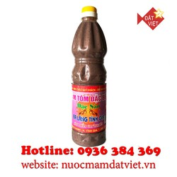Mắm tôm Ba Làng Thanh Hóa 1kg loại ngon tem tím