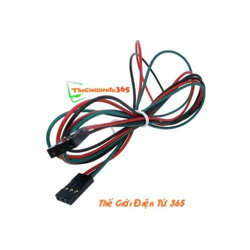 Bộ 5 dây nối đỏ, đen, xanh 3p - 70 cm cái-cái - 20208905 , 20183119 , 15_20183119 , 30000 , Bo-5-day-noi-do-den-xanh-3p-70-cm-cai-cai-15_20183119 , sendo.vn , Bộ 5 dây nối đỏ, đen, xanh 3p - 70 cm cái-cái