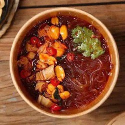 Miến ăn liền chua cay Trùng Khánh