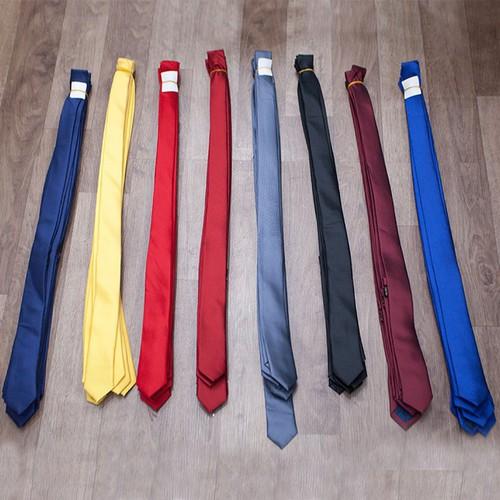 cà vạt bảng nhỏ loại 5cm gân- cavat unisex nam nữ đủ màu - 11194595 , 20177772 , 15_20177772 , 50000 , ca-vat-bang-nho-loai-5cm-gan-cavat-unisex-nam-nu-du-mau-15_20177772 , sendo.vn , cà vạt bảng nhỏ loại 5cm gân- cavat unisex nam nữ đủ màu