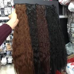 tóc cột xù sóng
