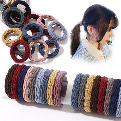 Hàng đẹp có sẵn set 5 dây buộc tóc co giãn phong cách hàn quốc cho nữ random colors - 12404966 , 20190280 , 15_20190280 , 20000 , Hang-dep-co-san-set-5-day-buoc-toc-co-gian-phong-cach-han-quoc-cho-nu-random-colors-15_20190280 , sendo.vn , Hàng đẹp có sẵn set 5 dây buộc tóc co giãn phong cách hàn quốc cho nữ random colors