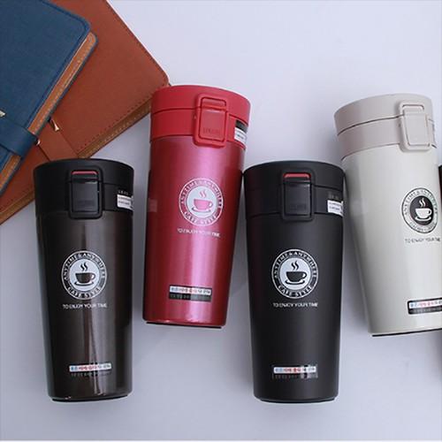 Bình giữ nhiệt uống trà, cà phê cao cấp creative 380ml - bình giữ nhiệt cà phê