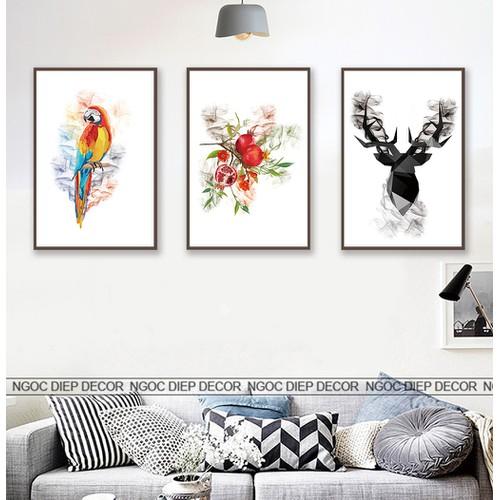 Tranh treo phòng họp đẹp - tranh công sở - tranh văn phòng - tranh nghệ thuật hiện đại giá rẻ