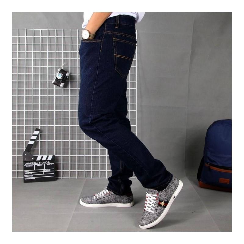 Quần jaen nam đẹp BM61 chất đẹp bán shop Black Moon chuyên quần bò nam – BM61.