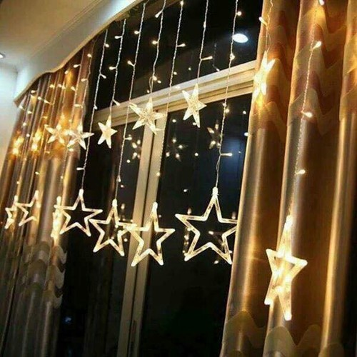 Dây đèn nháy hình ngôi sao