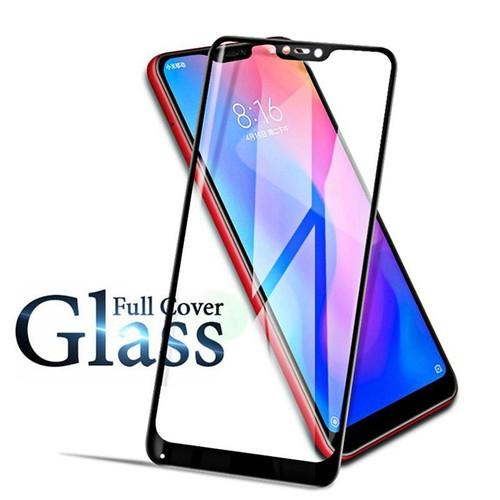 Miếng dán cường lực full màn hình điện thoại xiaomi redmi 6 pro