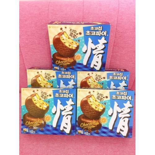 Bánh chocopie cam mix socola nghiền lotte - 12424224 , 20217577 , 15_20217577 , 130000 , Banh-chocopie-cam-mix-socola-nghien-lotte-15_20217577 , sendo.vn , Bánh chocopie cam mix socola nghiền lotte