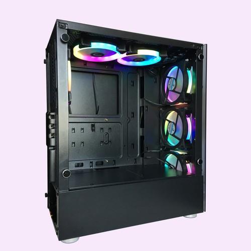 Vỏ thùng máy tính jetek g9010-case game