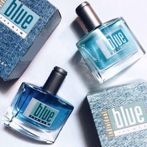Nước Hoa Nam Blue For Him Mạnh Mẽ Lịch Lãm 50ml - Chính Hãng - NHN9445