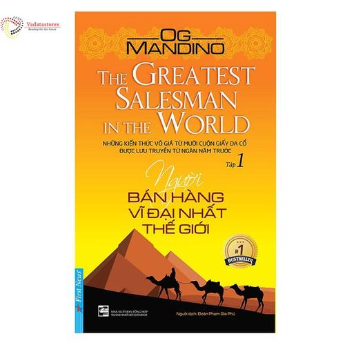 Sách - người bán hàng vĩ đại nhất thế giới tập 1