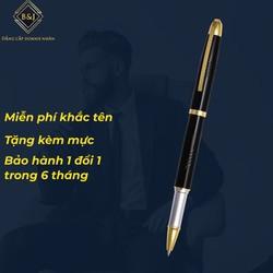 FREESHIP - KHẮC TÊN MIỄN PHÍ & TẶNG MỰC ĐI KÈM  Bút  dạ bi ký tên cao cấp BJ003, chất liệu Đồng nguyên khối dành cho doanh nhân, khẳng định đẳng cấp cá nhân phù hợp cho viết nhật ký, ghi chú công việc, quà tặng độc đáo cho người thân