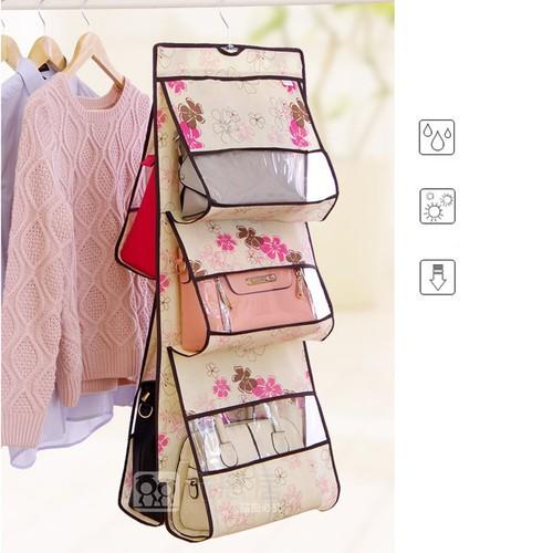 Tủ treo túi tiện dụng - gia treo túi nhiều ngăn