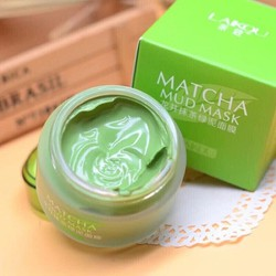 MẶT NẠ BÙN MATCHA- trà xanh