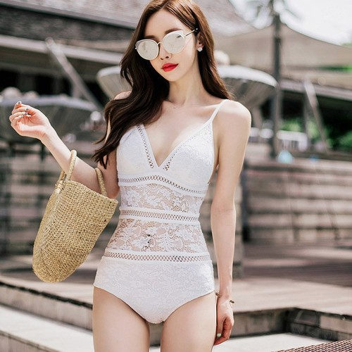 Bộ đồ bơi đi tắm biển nữ bikini 1 mảnh ren quyến rũ-dbg7 - 12421249 , 20213079 , 15_20213079 , 400000 , Bo-do-boi-di-tam-bien-nu-bikini-1-manh-ren-quyen-ru-dbg7-15_20213079 , sendo.vn , Bộ đồ bơi đi tắm biển nữ bikini 1 mảnh ren quyến rũ-dbg7