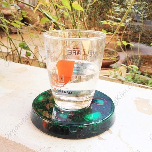 Orgonite đĩa năng lượng nhỏ