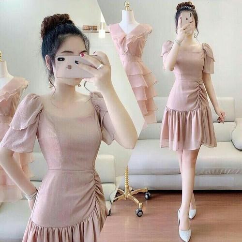 Đầm hồng nhíu bèo