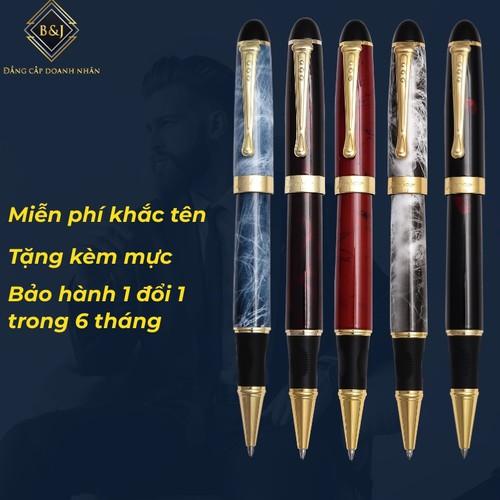 Khắc tên miễn phí tặng mực đi kèm  bút  dạ bi ký tên cao cấp bằng kim loại bj006 dành cho doanh nhân, khẳng định đẳng cấp cá nhân, ngòi viết 0.5mm, bút mực dầu, phủ vân đá,phù hợp cho viết nhật ký - 12432191 , 20230305 , 15_20230305 , 433000 , Khac-ten-mien-phi-tang-muc-di-kem-but-da-bi-ky-ten-cao-cap-bang-kim-loai-bj006-danh-cho-doanh-nhan-khang-dinh-dang-cap-ca-nhan-ngoi-viet-0.5mm-but-muc-dau-phu-van-daphu-hop-cho-viet-nhat-ky-15_20230305 , s