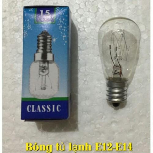 Combo 3 Bóng Đèn Tủ Lạnh E12 E14