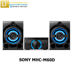 Dàn âm thanh HIFI.Sony MHC-M60D