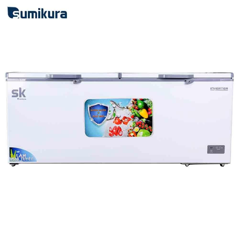 Tủ đông 2 ngăn Sumikura inverter SKF-500.DI - 500L