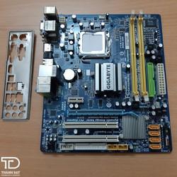 Main giga G41 DDR2 socket 775 đủ cổng VGA, HDMI, DVI - Bo mạch chủ Gigabyte G41 DDR2