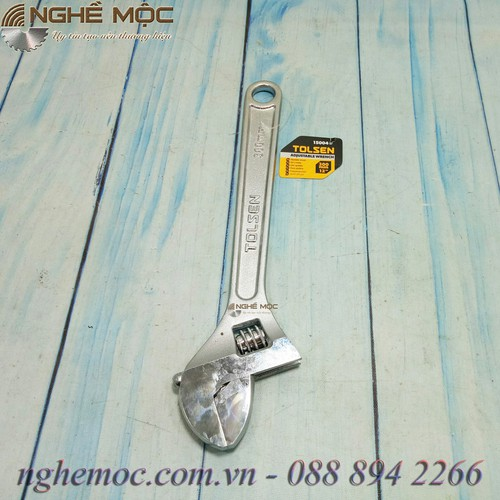 Mỏ lết 12 inch tolsen 15004 - 12456771 , 20265527 , 15_20265527 , 165000 , Mo-let-12-inch-tolsen-15004-15_20265527 , sendo.vn , Mỏ lết 12 inch tolsen 15004