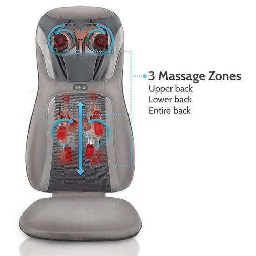 Đệm ghế massage chuyên nghiệp homedics mcs-845hj nhập khẩu chính hãng usa - 12448914 , 20254933 , 15_20254933 , 5399000 , Dem-ghe-massage-chuyen-nghiep-homedics-mcs-845hj-nhap-khau-chinh-hang-usa-15_20254933 , sendo.vn , Đệm ghế massage chuyên nghiệp homedics mcs-845hj nhập khẩu chính hãng usa