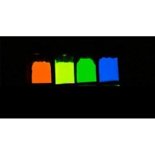 Bột dạ quang bộ 2 túi làm slime dạ quang phát sáng