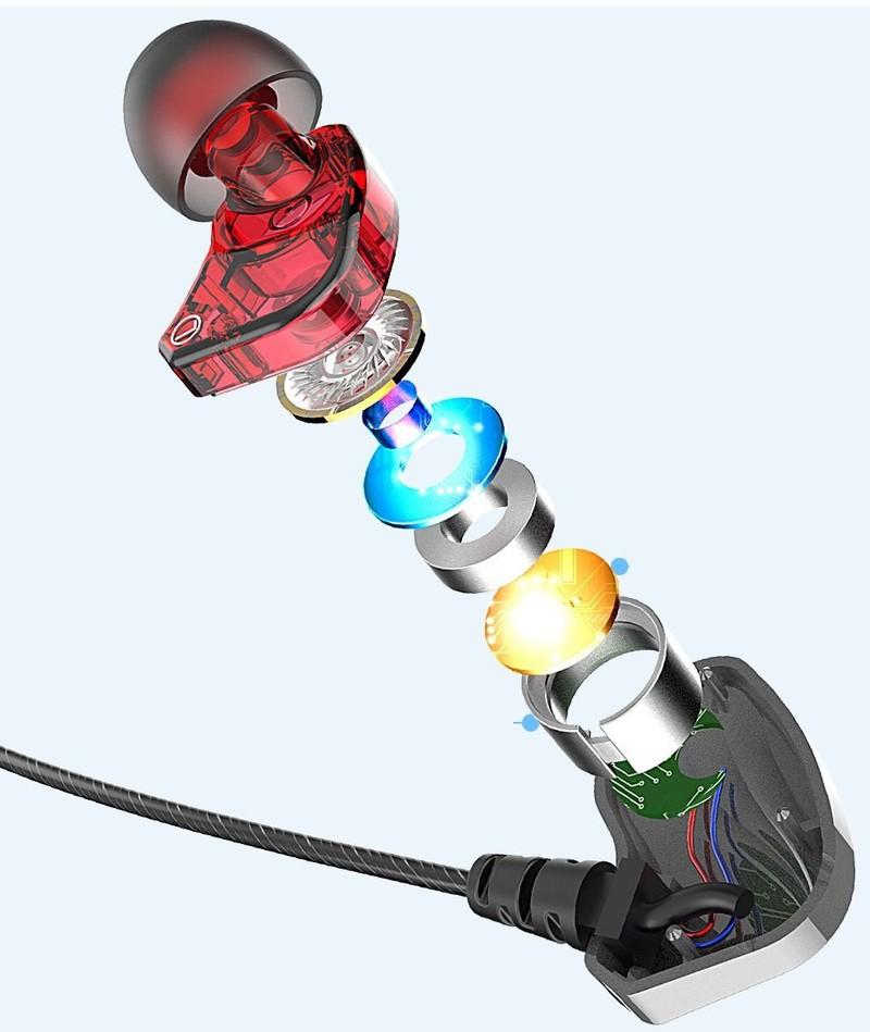 Tai nghe BASS khủng Driver Dynamic 14mm chiến hêt mọi loại game - tai nghe chuyên game 5