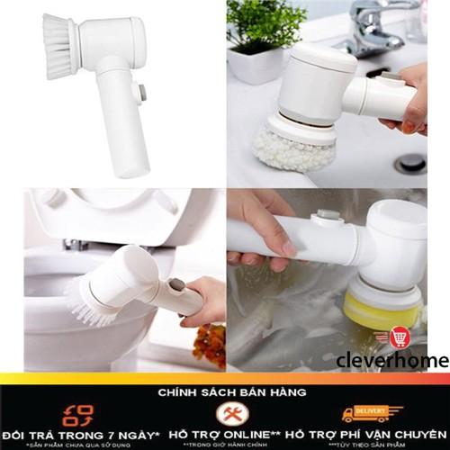 Máy vệ sinh làm sạch vết bẩn 5 trong 1 magic brush, cọ rửa sạch sẽ - 12442976 , 20246121 , 15_20246121 , 199000 , May-ve-sinh-lam-sach-vet-ban-5-trong-1-magic-brush-co-rua-sach-se-15_20246121 , sendo.vn , Máy vệ sinh làm sạch vết bẩn 5 trong 1 magic brush, cọ rửa sạch sẽ