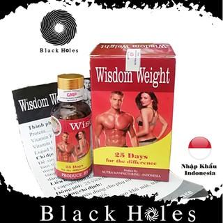 [Sản phẩm không phải là thuốc ] Tăng cân an toàn Wisdom Weight - VTMWD thumbnail