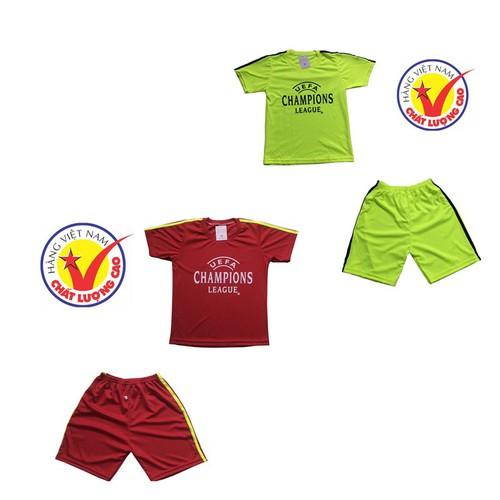 Sét 2 bộ đồ thể thao trẻ em, áo đấu câu lạc bộ dành cho bé trai và bé gái, thời trang thun lạnh cho bé từ 10-40kg - 12456078 , 20264522 , 15_20264522 , 140000 , Set-2-bo-do-the-thao-tre-em-ao-dau-cau-lac-bo-danh-cho-be-trai-va-be-gai-thoi-trang-thun-lanh-cho-be-tu-10-40kg-15_20264522 , sendo.vn , Sét 2 bộ đồ thể thao trẻ em, áo đấu câu lạc bộ dành cho bé trai và b