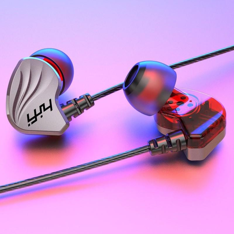 Tai nghe BASS khủng Driver Dynamic 14mm chiến hêt mọi loại game - tai nghe chuyên game 1