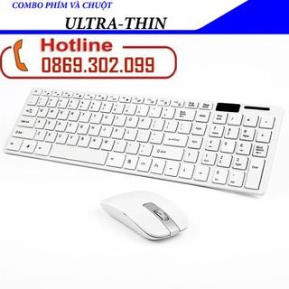 Bàn phím chuột Bluetooth không dây Ultra Thin - PC Ultra Thin thumbnail