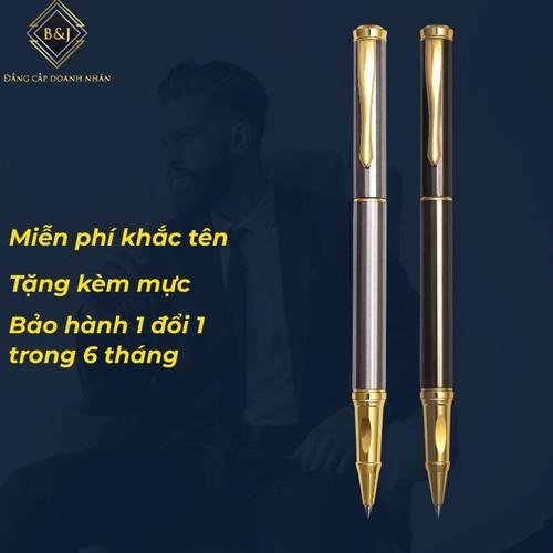 Khắc tên miễn phí tặng kèm ống mực bút dạ bi ký tên cao cấp bằng kim loại bj002 dành cho doanh nhân, khẳng định đẳng cấp cá nhân phù hợp cho viết nhật ký, ghi chú công việc, quà tặng độc đáo cho người - 12444778 , 20249239 , 15_20249239 , 267000 , Khac-ten-mien-phi-tang-kem-ong-muc-but-da-bi-ky-ten-cao-cap-bang-kim-loai-bj002-danh-cho-doanh-nhan-khang-dinh-dang-cap-ca-nhan-phu-hop-cho-viet-nhat-ky-ghi-chu-cong-viec-qua-tang-doc-dao-cho-nguoi-than-kh