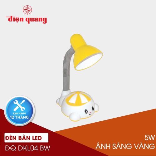 Đèn bàn Điện Quang ĐQ DKL04 BW, Bóng 5W - 11680992 , 20275771 , 15_20275771 , 210000 , Den-ban-Dien-Quang-DQ-DKL04-BW-Bong-5W-15_20275771 , sendo.vn , Đèn bàn Điện Quang ĐQ DKL04 BW, Bóng 5W
