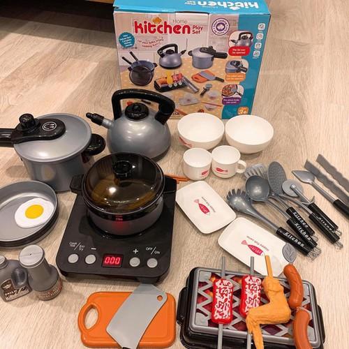 Bộ đồ chơi nấu ăn kitchen 36 món hot nhất 2019