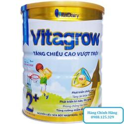 Sữa Vitagrow 2+ 900g Tăng Chiều Cao Vượt Trội Cho Bé Từ 2 Tuổi Trở Lên