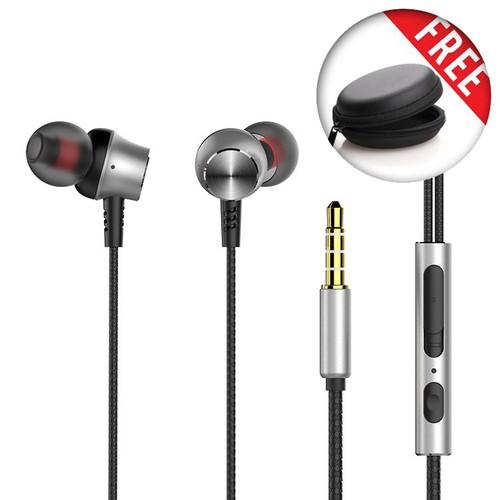 Tai nghe có dây cao cấp l4 có mic, dây siêu bền, khuyến mãi tặng hộp đựng + nút tai - 12446606 , 20251432 , 15_20251432 , 149000 , Tai-nghe-co-day-cao-cap-l4-co-mic-day-sieu-ben-khuyen-mai-tang-hop-dung-nut-tai-15_20251432 , sendo.vn , Tai nghe có dây cao cấp l4 có mic, dây siêu bền, khuyến mãi tặng hộp đựng + nút tai