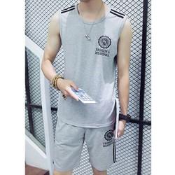 bộ quần áo tập gym nam - bộ quần áo tập gym nam